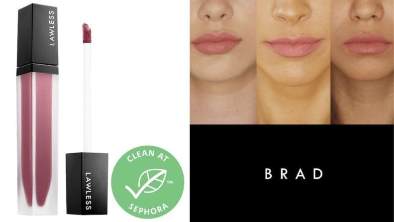 Lawless lipstick