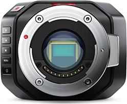 Product Image - Blackmagic Micro Cinema Camera