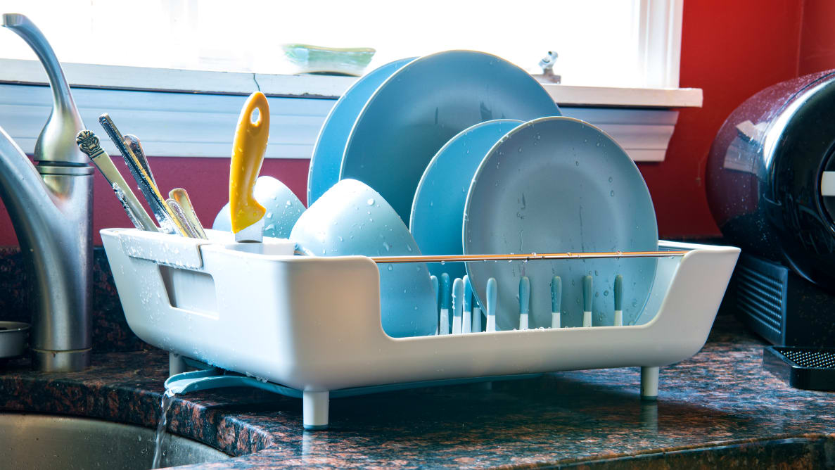 The Best Dish Racks Of 2020 Reviewed Dishwashers