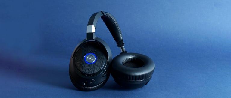 Audio technica ath anc70 quietpoint hero