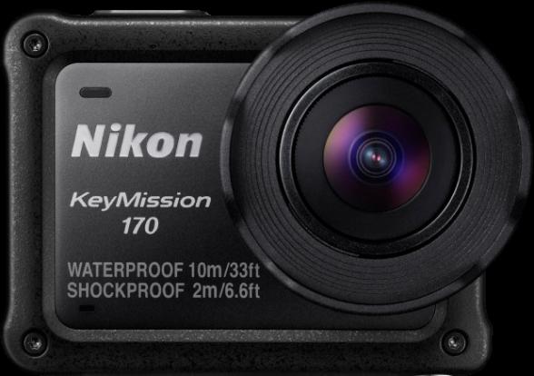 Product Image - Nikon KeyMission 170