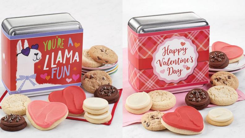 Cheryl's cookie tins
