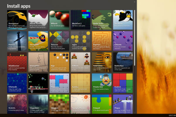 Endless OS App Store
