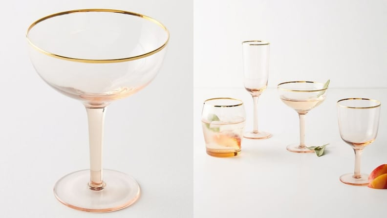 Holiday Dinner: Coupes