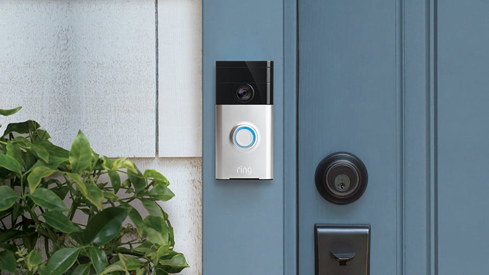This doorbell lets you see who's there even when you're not home—and it's on sale right now