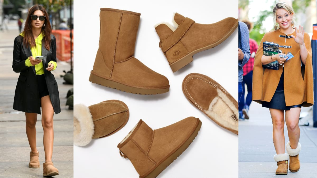 Uggs are back in style—here are the 10 most popular ones to buy this fall