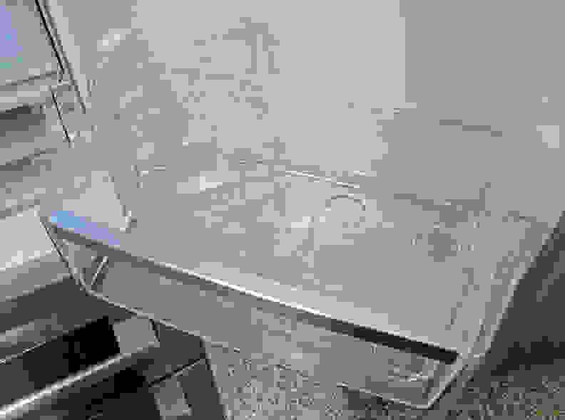 Bosch B21CL81SNS Egg Trays