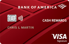 Product image of Bank of America Cash Rewards