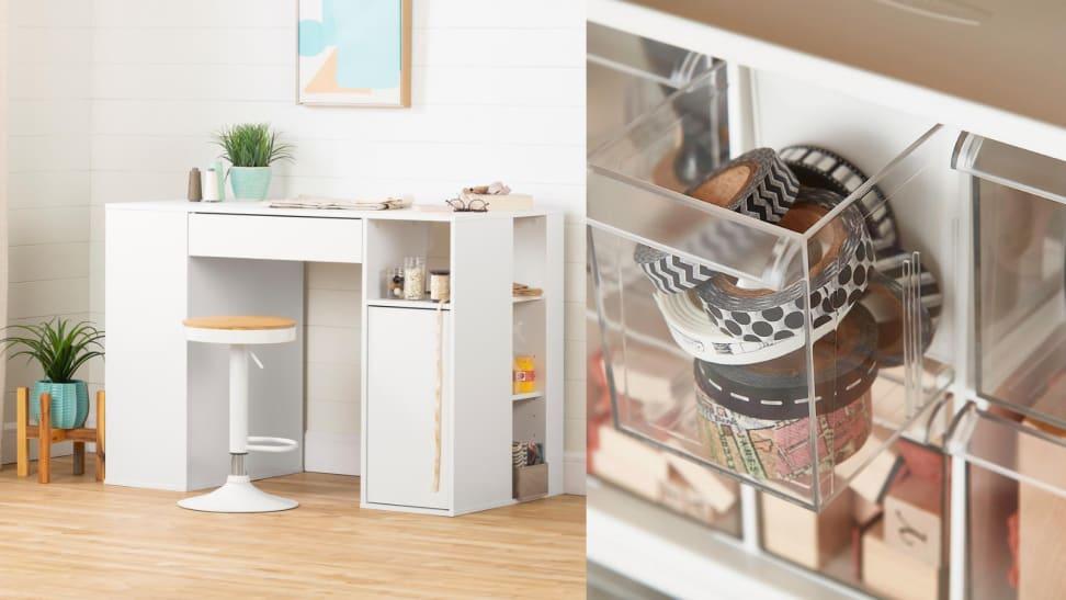 10 brilliant ways to organize your craft supplies