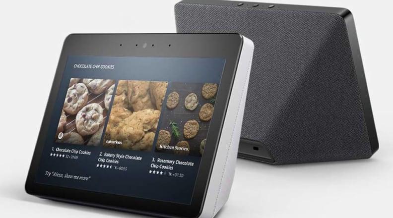 Amazon Echo Show Recipe