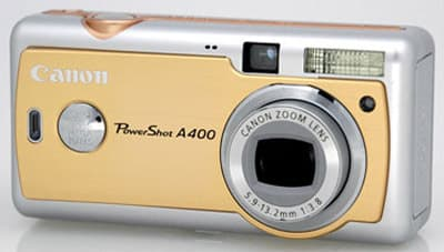 Product Image - Canon PowerShot A400