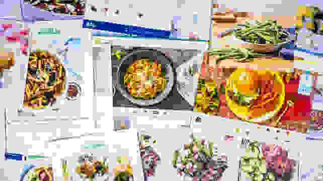 Meal Kit Photos