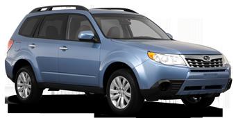 Product Image - 2012 Subaru Forester 2.5X Premium