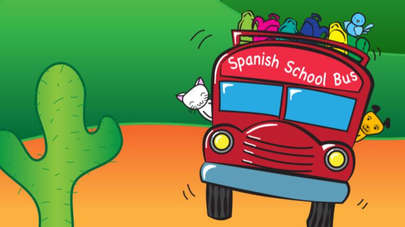 Spanish School Bus