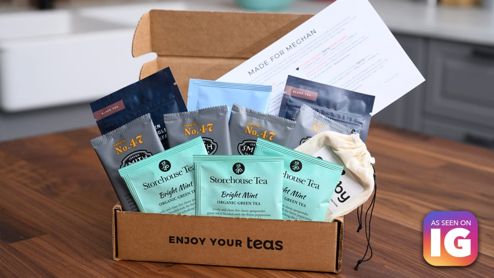 Sips by review: A subscription box for the tea lover