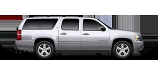 Product Image - 2013 Chevrolet Suburban LTZ 2WD