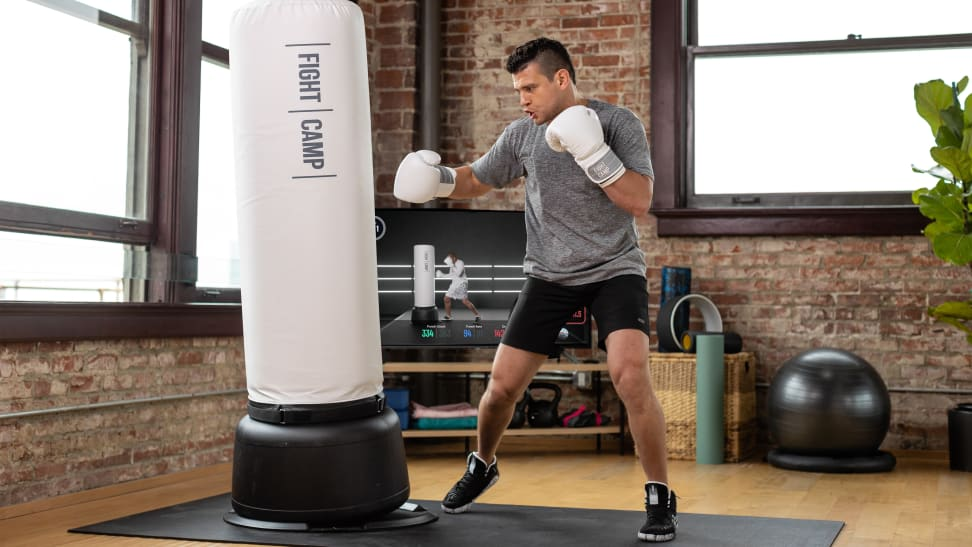 Fight Camp's home boxing system is the workout I've been looking for