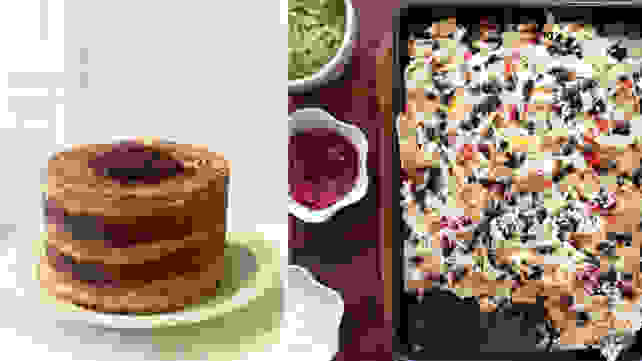 Nordic Ware baking sheet meals