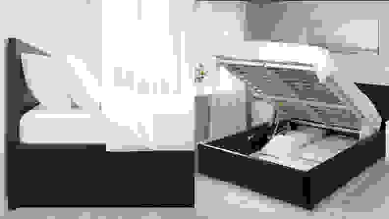 Ikea Malm Storage Bed