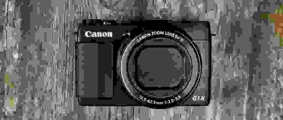 Product Image - Canon PowerShot G1 X Mark II