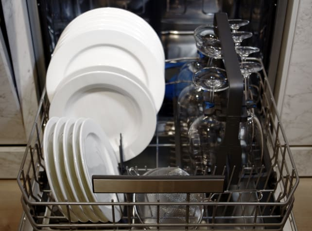 Electrolux Glass Basket In Dishwasher