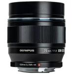 Product Image - Olympus M.Zuiko 75mm f/1.8