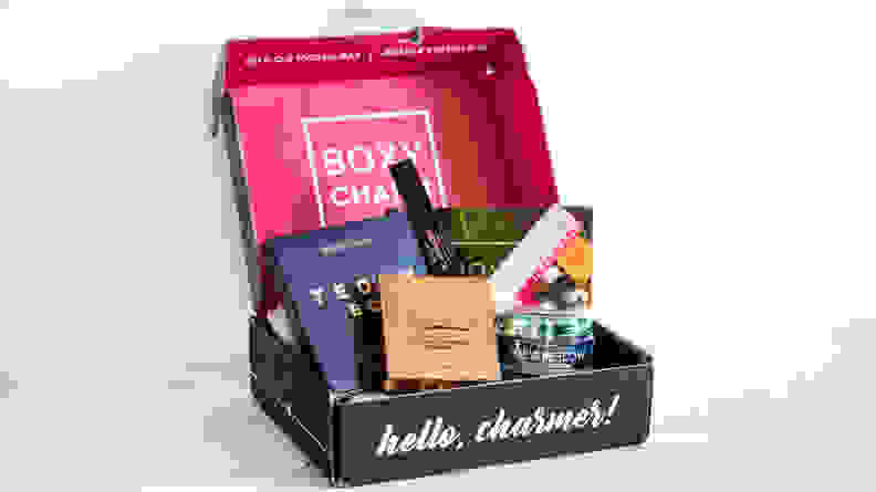 A box from Boxycharm's subscription.