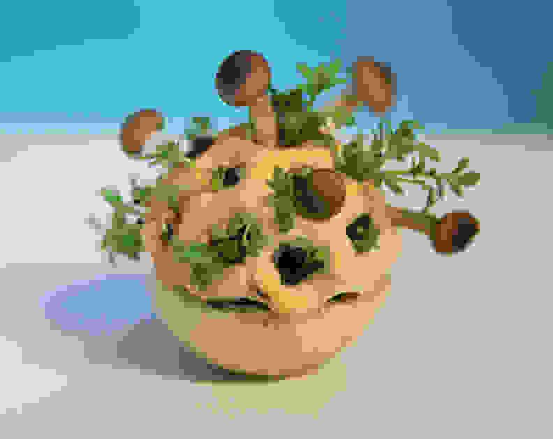 Edible Growth