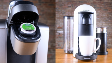Nespresso vs. Keurig: Everything you need to know before committing to a single-serve coffee maker