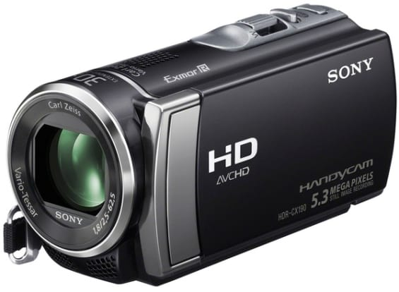 Product Image - Sony  Handycam HDR-CX190