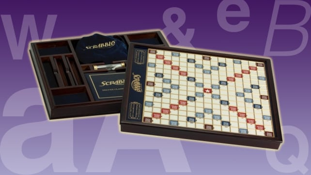 Best Gifts for Dad 2018 - Winning Solutions Scrabble Deluxe