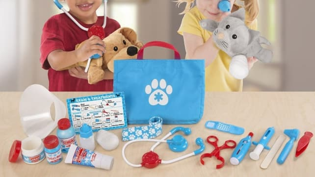 Melissa and Doug Vet Kit