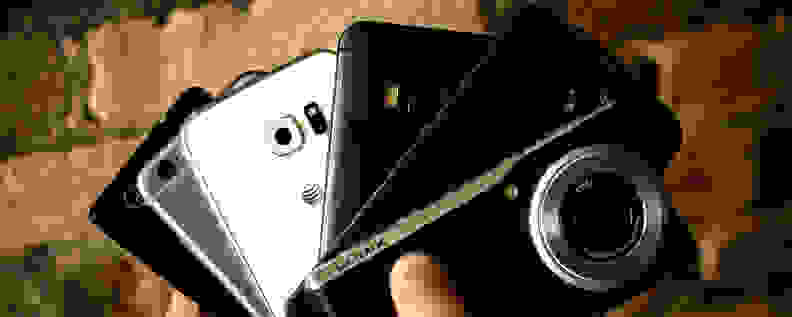 Smartphone Camera Flush