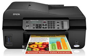 Product Image - Epson WorkForce 435