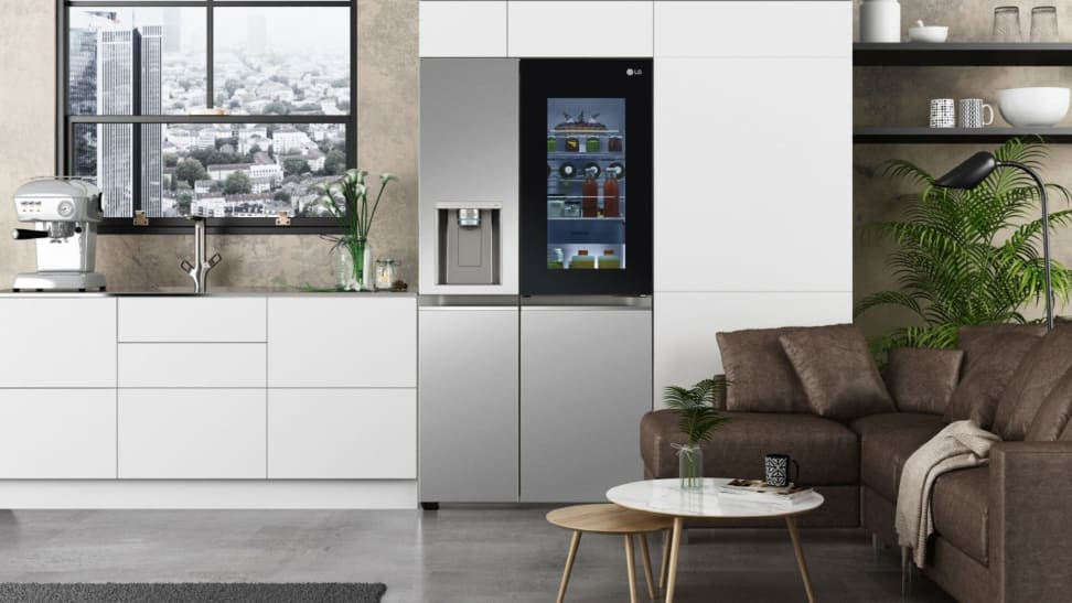 LG to debut InstaView fridges at CES 2021