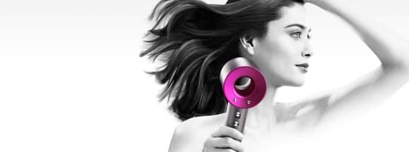 The hair dryer re thought desktop bg