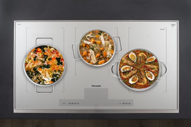 Thermador Liberty Induction Cooktop