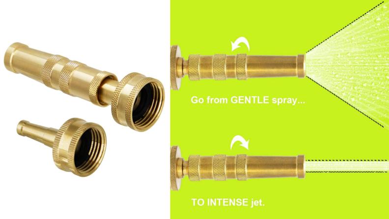 twist hose nozzles