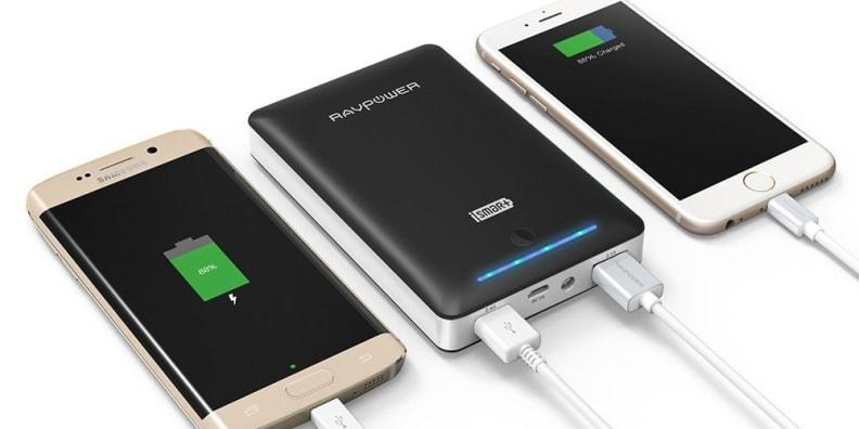 RavPower smaller battery