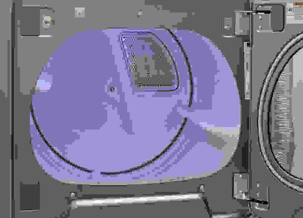 Kenmore 69133 Interior
