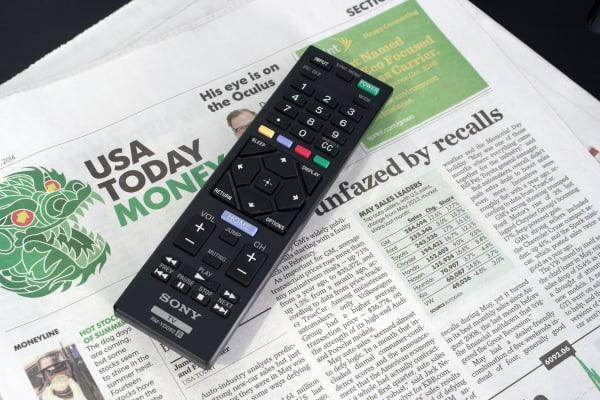 Sony KDL-32R420B Remote Control