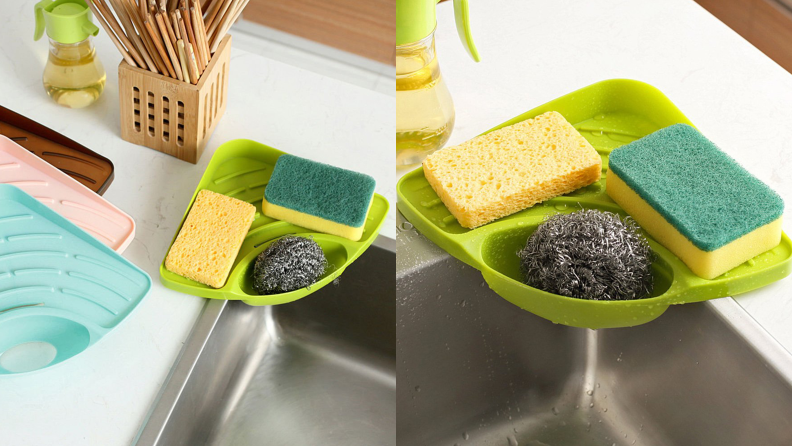 Sponge Soap Caddy