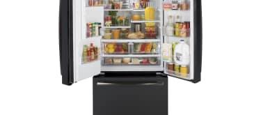 Gfe26jemds fridge open