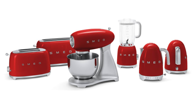 Smeg Small Domestic Appliance Collection