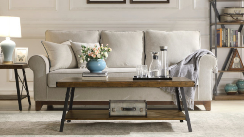 Houzz Chandler Cocktail Table