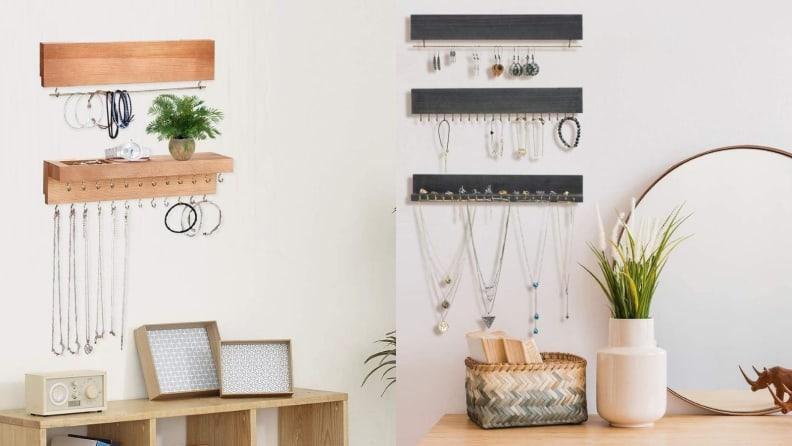 Y&Me jewelry hanger