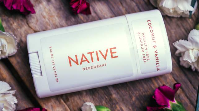 Native Coconut Vanilla Scent