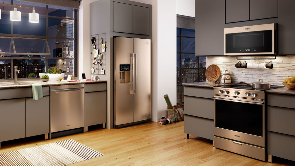 Champagne Is The New Kitchen Appliance Trend Of 2020 Reviewed
