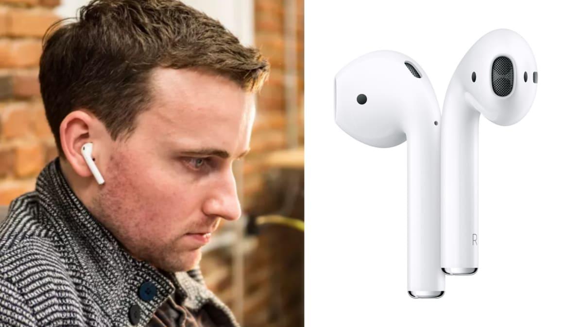 Why People Are Wearing Apple Airpods Upside Down Reviewed Headphones