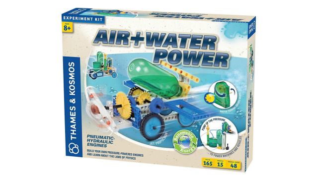 Thames & Kosmos Air + Water Kit